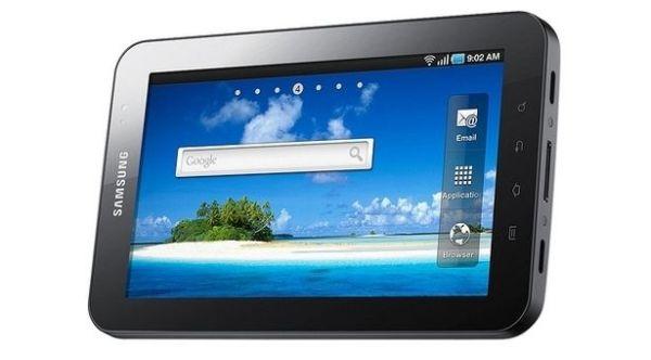 Samsung Galaxy Tab de 8,9 pulgadas