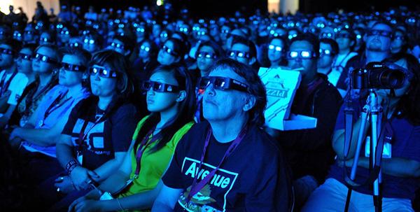Panasonic y XPAND 3D trabajan en unas gafas 3D con graduación