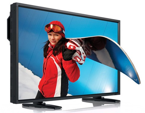 Nissho lanza un televisor Full HD de 52 pulgadas con 3D sin gafas