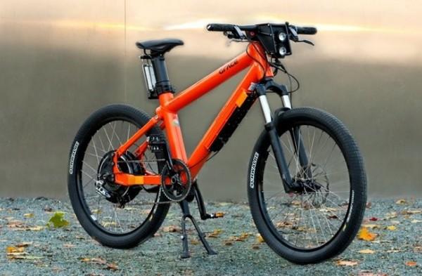 Grace one bicicleta el ctrica con bater as de ion litio - Precio hora jardinero ...