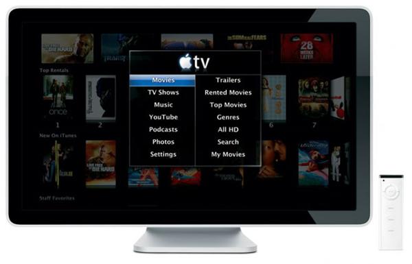 La televisión de Apple podría hacerse realidad este año