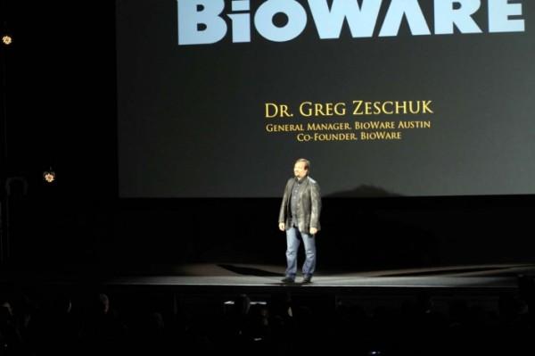 Electronics Arts E3 2011