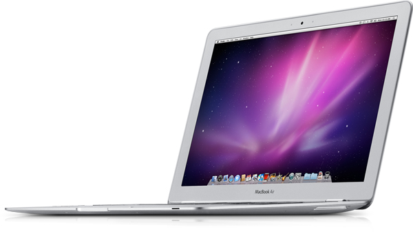Nuevos MacBook Air con Mac OS X Lion en julio