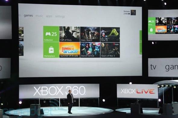 Microsoft E3 2011