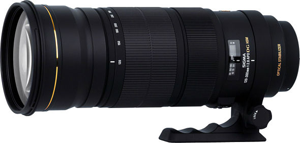 Sigma 120-300mm OS