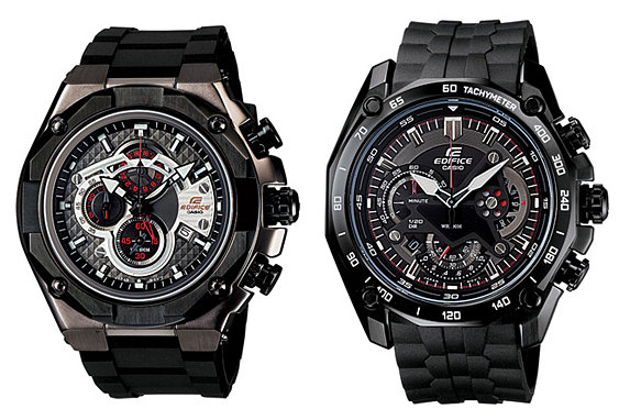 Casio EDIFICE Black Label