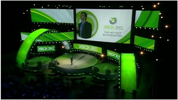 Presentación de Microsoft en la E3 2011