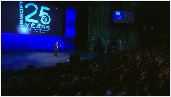 E3 2011 - Ubisoft