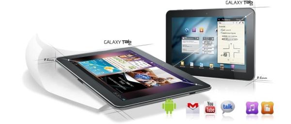 Nuevas Galaxy Tab de 8.6 y 10.1 pulgadas