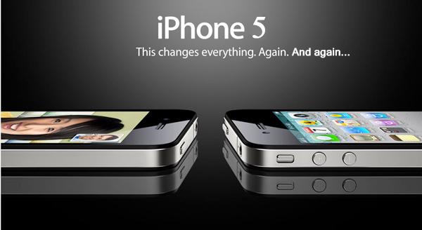 El iPhone 5 podría ver la luz en septiembre