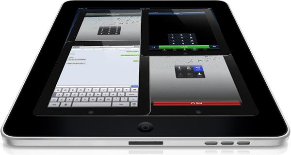 PhoneIt, llamadas y mensajes desde tu iPad 3G