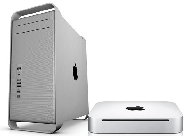 Rumor: Nuevos Mac Pro y Mac Mini