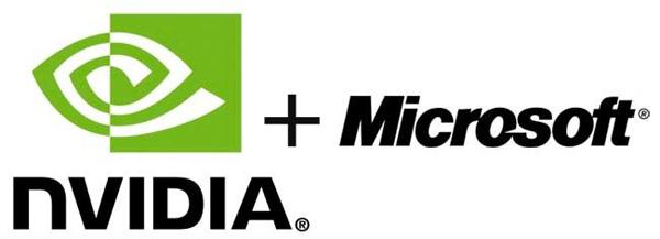 NVidia y Microsoft