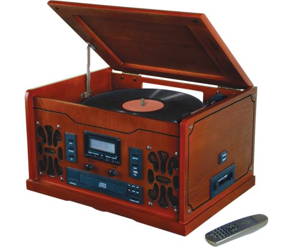 Itrr-700, convierte tus cintas y discos de vinilo en MP3