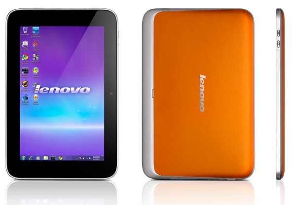 Lenovo Ideapad P1 La Tablet Con Windows 7
