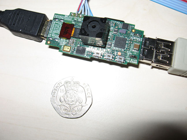 Raspberry Pi, miniordenador de 25 dólares