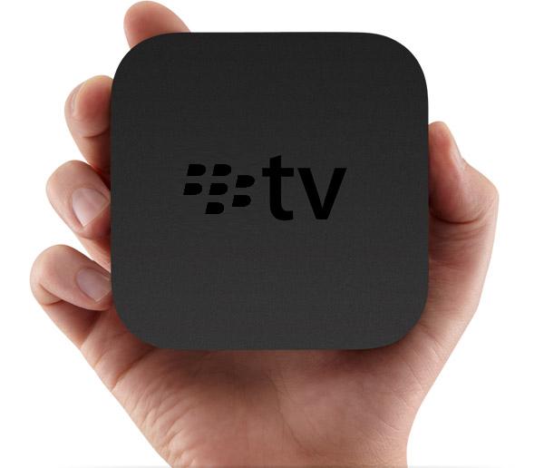Cyclone, la apuesta de RIM ante el Apple TV