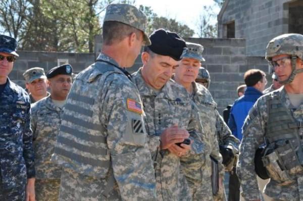 Smartphones y tablets para el ejército de Estados Unidos