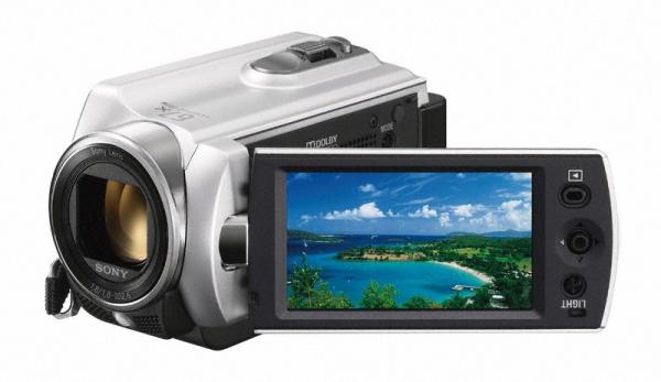 Sony Handycam SX21E y SR21E