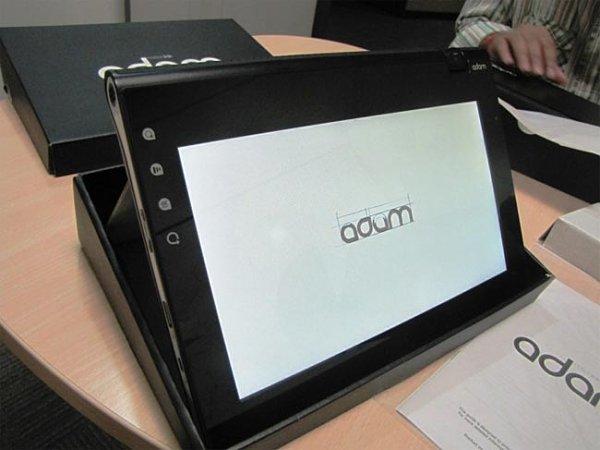 La tablet Adam 2 estará disponible a partir de navidad