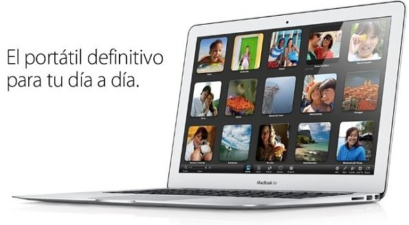 Nuevos MacBook Air y Mac Mini de Apple