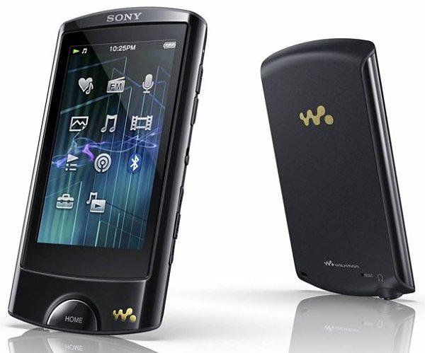 Sony NWZ-A860