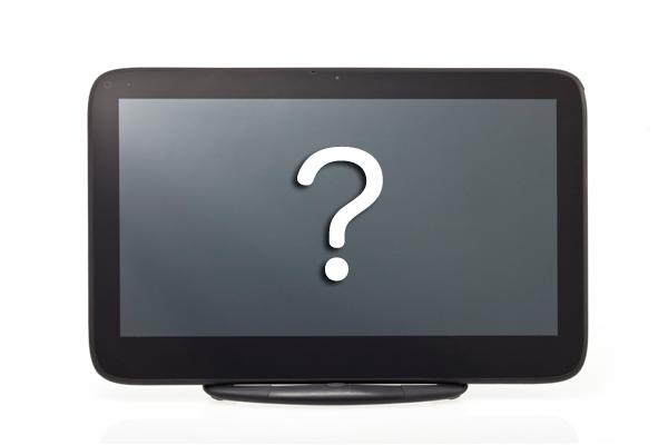 Visión general sobre la compra de un tablet