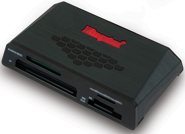 Kingston USB 3.0 Media Reader