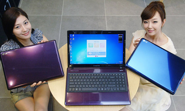 LG S430 y LG S530