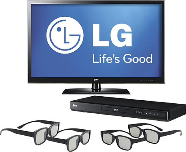 LG pack 3D