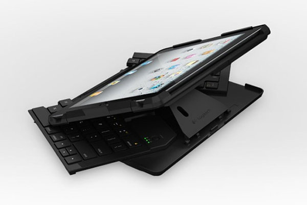 Logitech Fold-up keyboard ipad 2