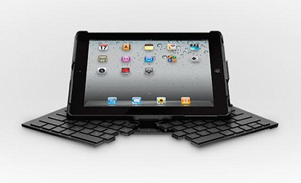 Logitech Fold-up teclado ipad 2