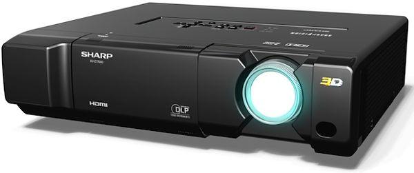 Sharp XV-Z17000 proyector 3D