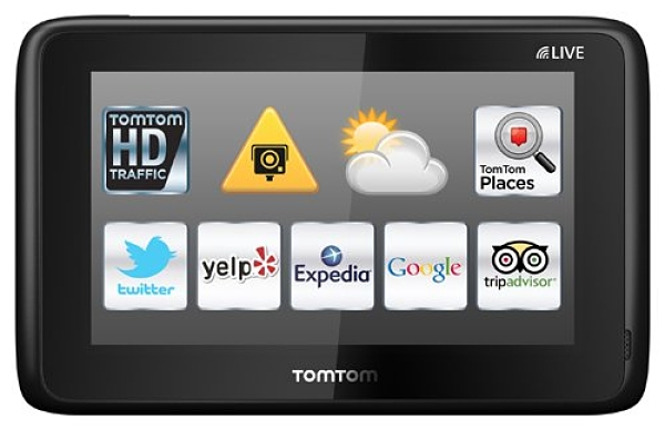TomTom Tweet, Search & Go