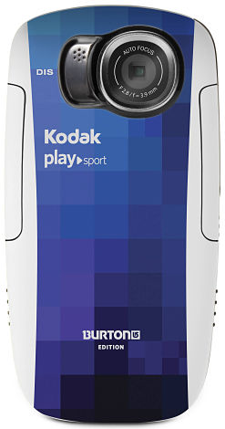 Kodak PlaySport Burton