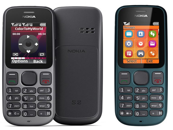 Nokia 100 y 101