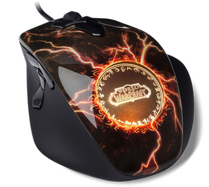 Gaming Mouse World of Warcraft Legendary Edition