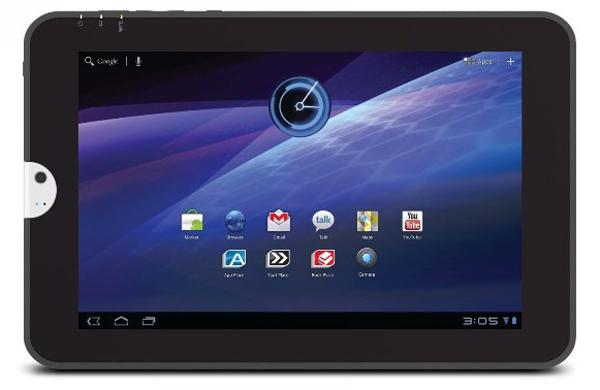 Toshiba presentará en breve su nuevo tablet Android