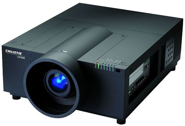 Christie LX1200 proyector