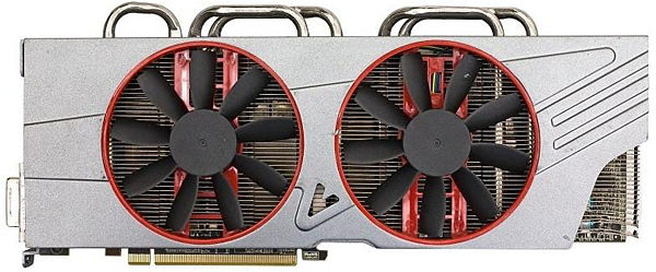 ColorFire Xstorm HD 6850 X2