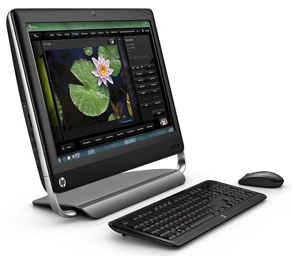 HP TouchSmart y Omni