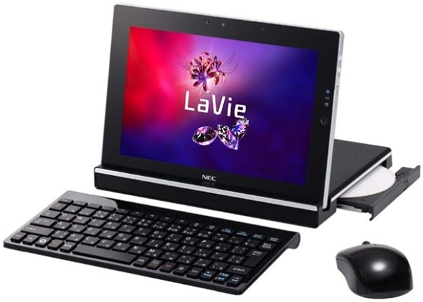 LaVie Touch tablet