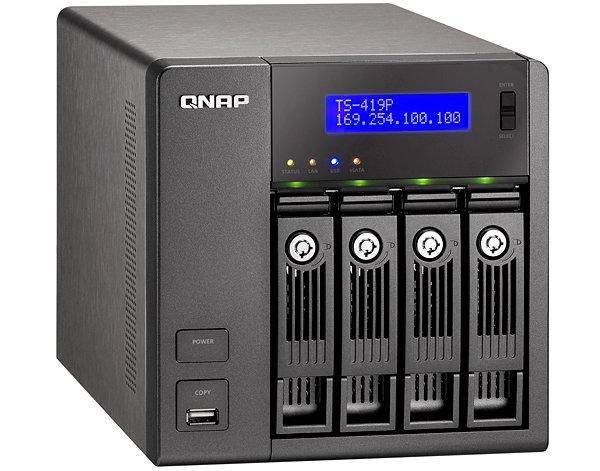 QNAP TS-419PII