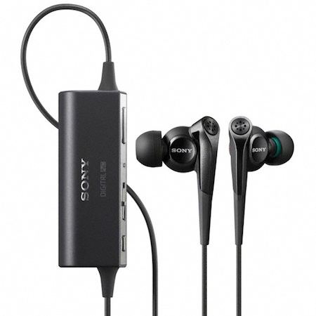 Sony MDR-NC100D in ear
