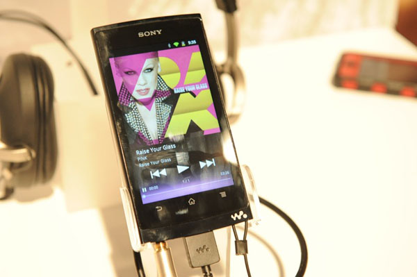 Sony Walkman Mobile Entertainment Player