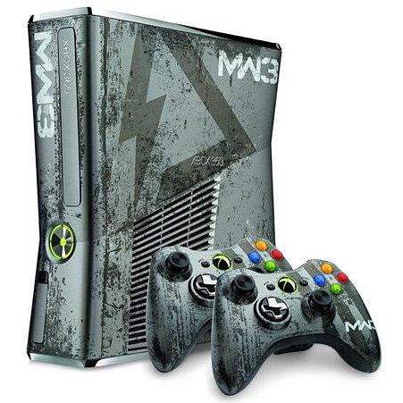 Xbox 360 edición limitada Call of Duty Modern Warfare 3