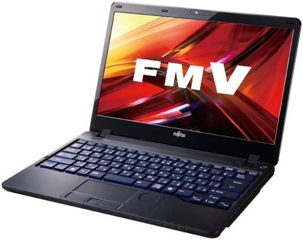 Fujitsu Lifebook SH76/E