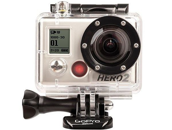 GoPro HD HERO2 videocamara