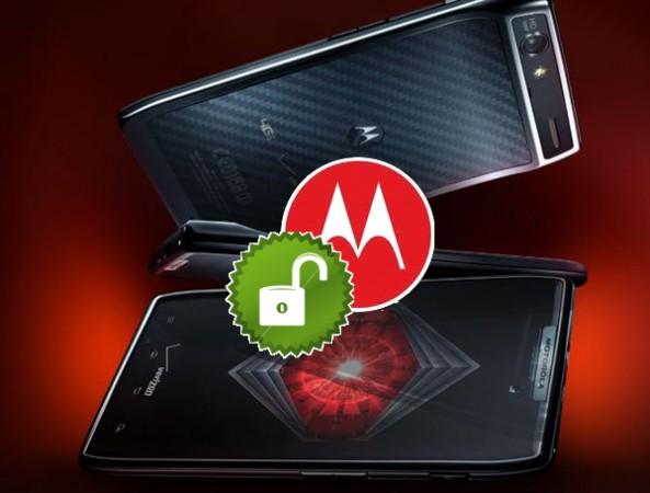 Motorola RAZR desbloqueado