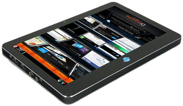 Smartpaddle tablet
